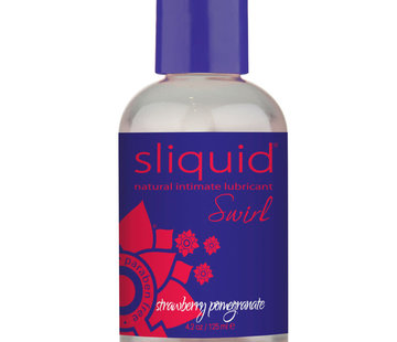 Sliquid Sliquid Swirl 4.2oz - Strawberry/Pomegranate