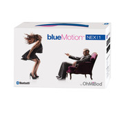 OhMiBod NEX1 BlueMotion Vibe (2nd Generation)