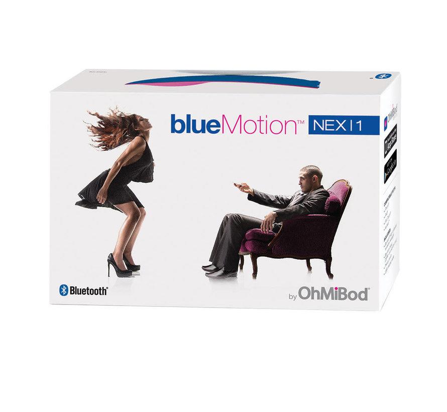 OhMiBod NEX1 BlueMotion Vibe (2nd Generation)