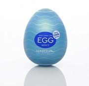 Tenga Tenga Egg Cool Wavy