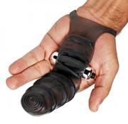 XR Brands Bang Bang G-spot Vibe Finger Glove