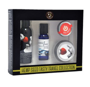 Earthly Body TASTY TRAVEL SET STRAWBERRY