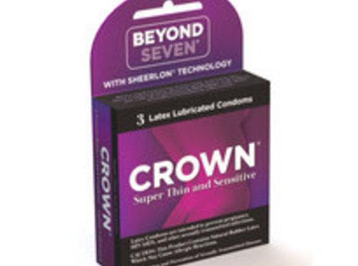 Crown CROWN 3pk