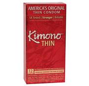 Kimono KIMONO 12pk THIN RED BOX
