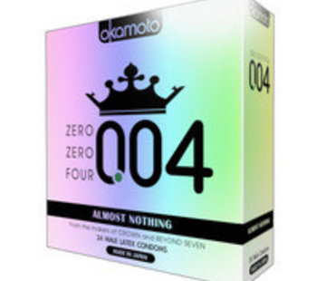 Okamoto Okamoto 004 24pk