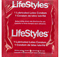LIFESTYLES ASSORTED FLAVORS Condom single