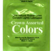 Crown Crown Assorted Colors single