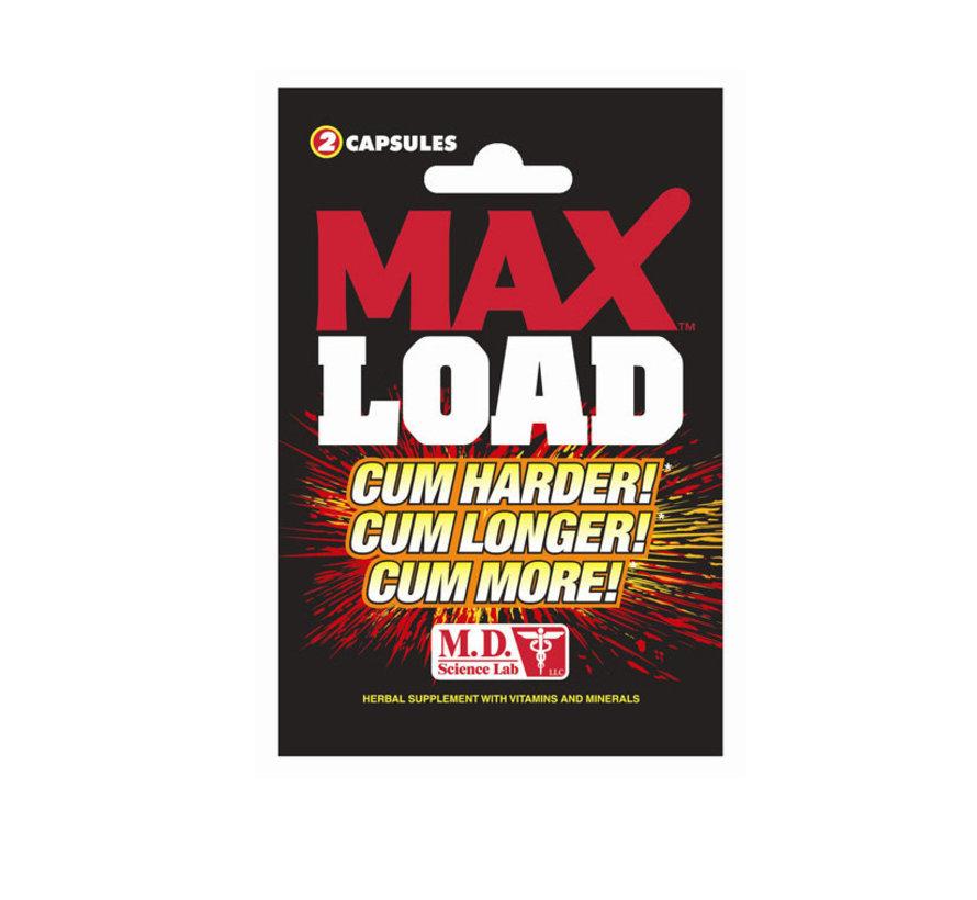 Max Load 2pk single