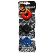 Oxballs Ringer C-ring 3 pack Multicolor