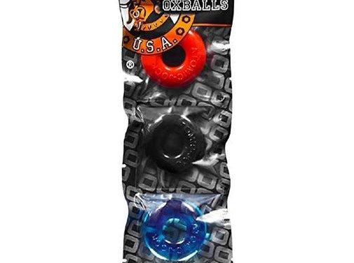 Oxballs Ringer C-ring 3 pack Multicolor