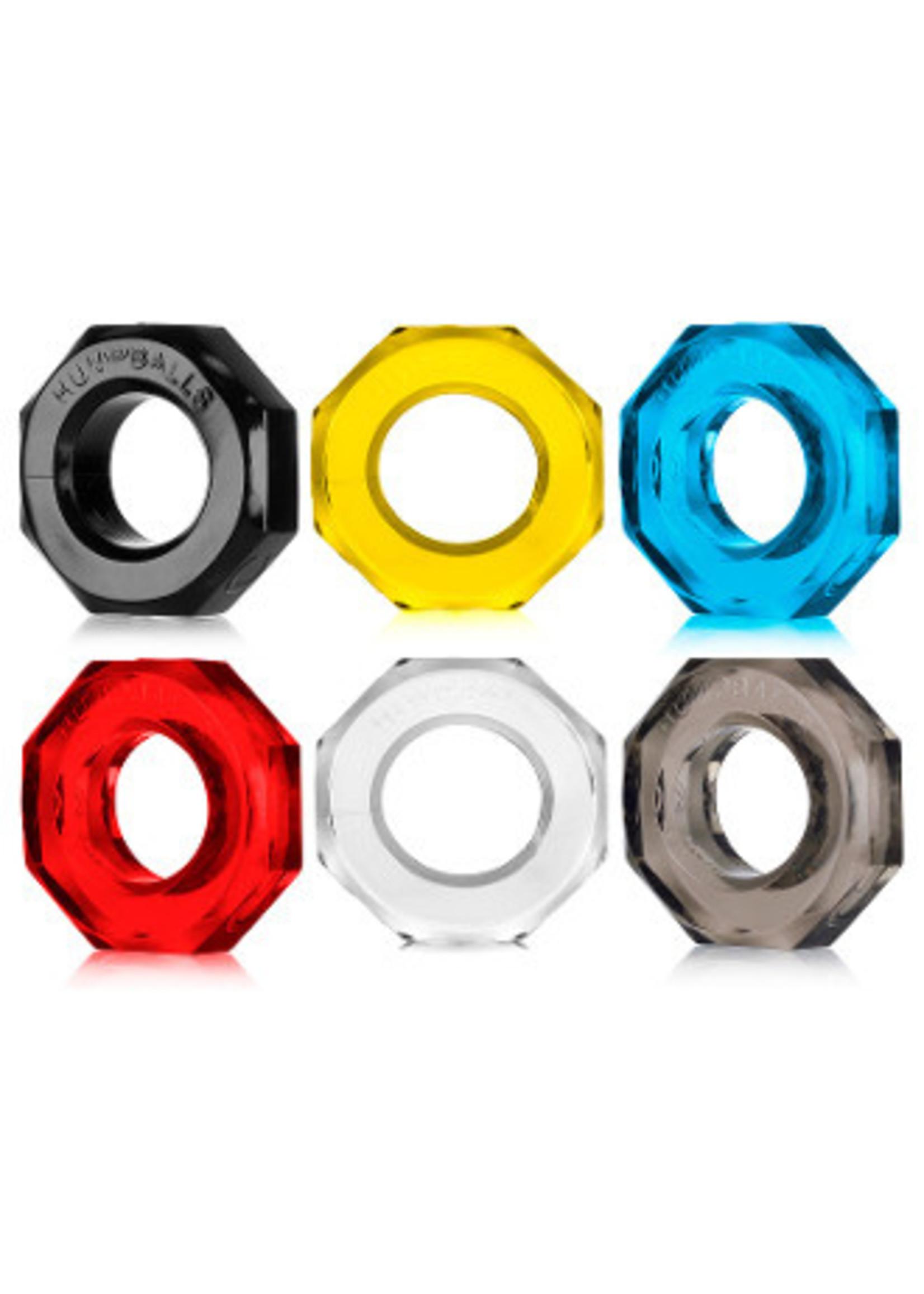Oxballs Humpballs C-ring Ruby Red