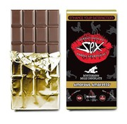 Sextz AMOROUS AMARETTO MILK CHOCOLATE BAR