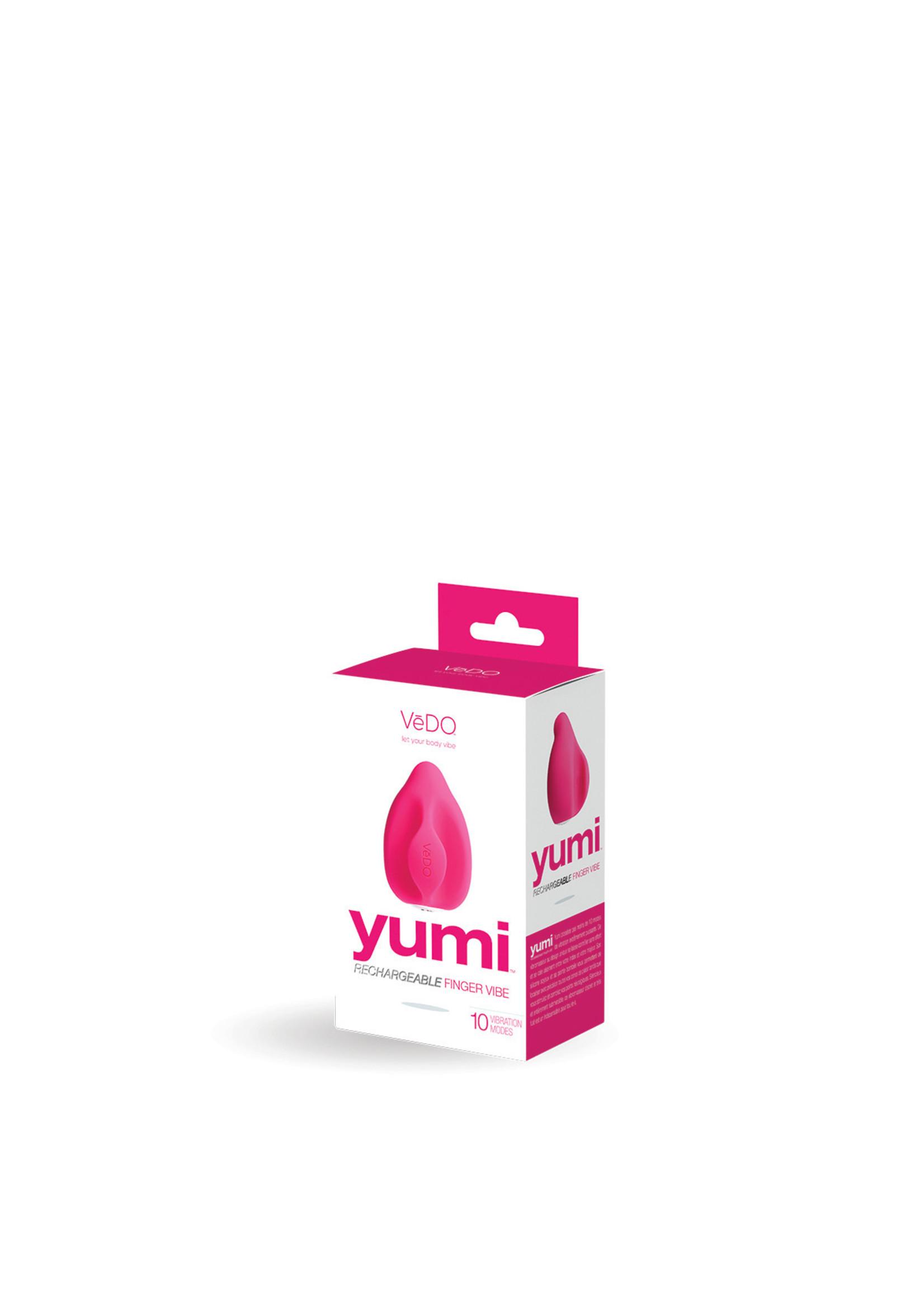 VeDO Yumi Finger Vibe - Pink
