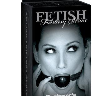 Pipedream Fetish Fantasy Series Limited Edition Beginner's Ball Gag