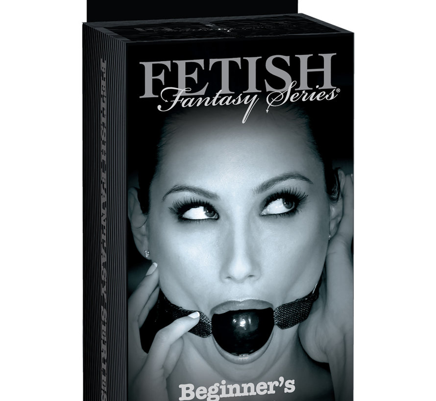 Fetish Fantasy Series Limited Edition Beginner's Ball Gag