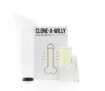Empire Labs Clone-A-Willy + Balls Glow Kit