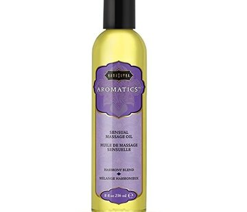 Kama Sutra Aromatics Massage Oil Harmony Blend 8fl oz