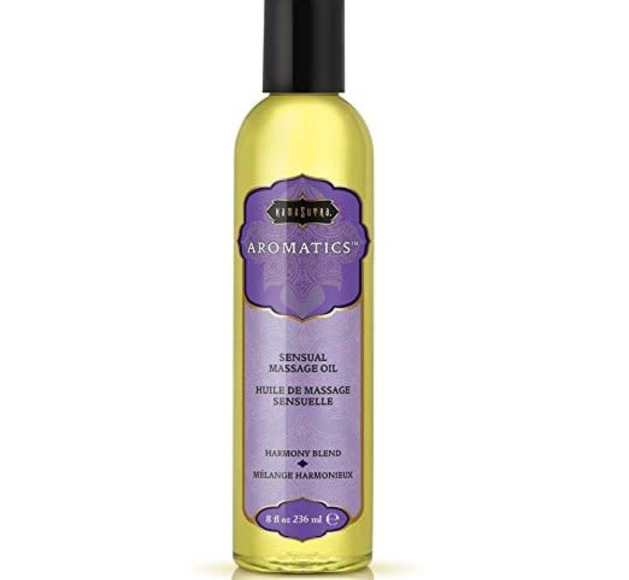 Aromatics Massage Oil Harmony Blend 8fl oz