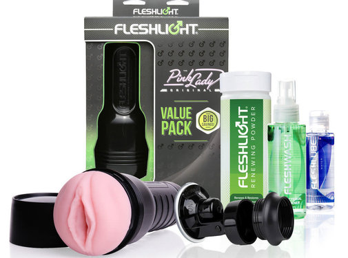 Fleshlight PLO VALUE PACK