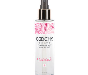 Coochy Coochy Fragrance Body Mist-Frosted Cake 4oz