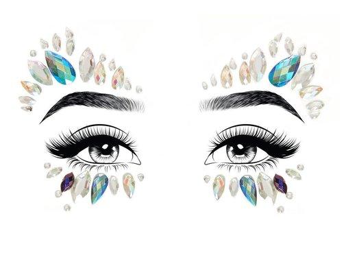 Leg Avenue DESNA Face Jewels