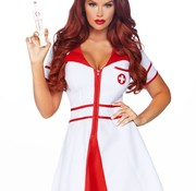 Leg Avenue Leg Avenue Hospital Honey Costume