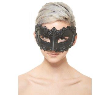 Black Venetian Mask
