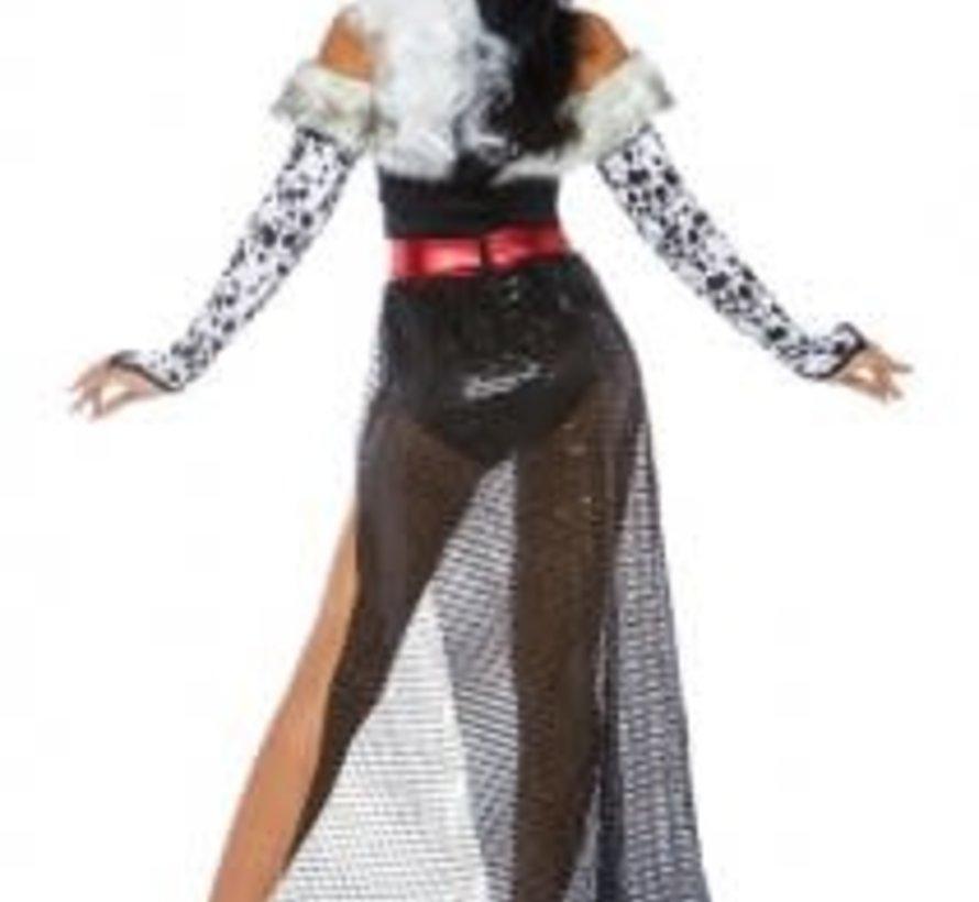 3pc Dalmatian Dame