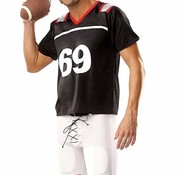 Coquette Football Player Costume