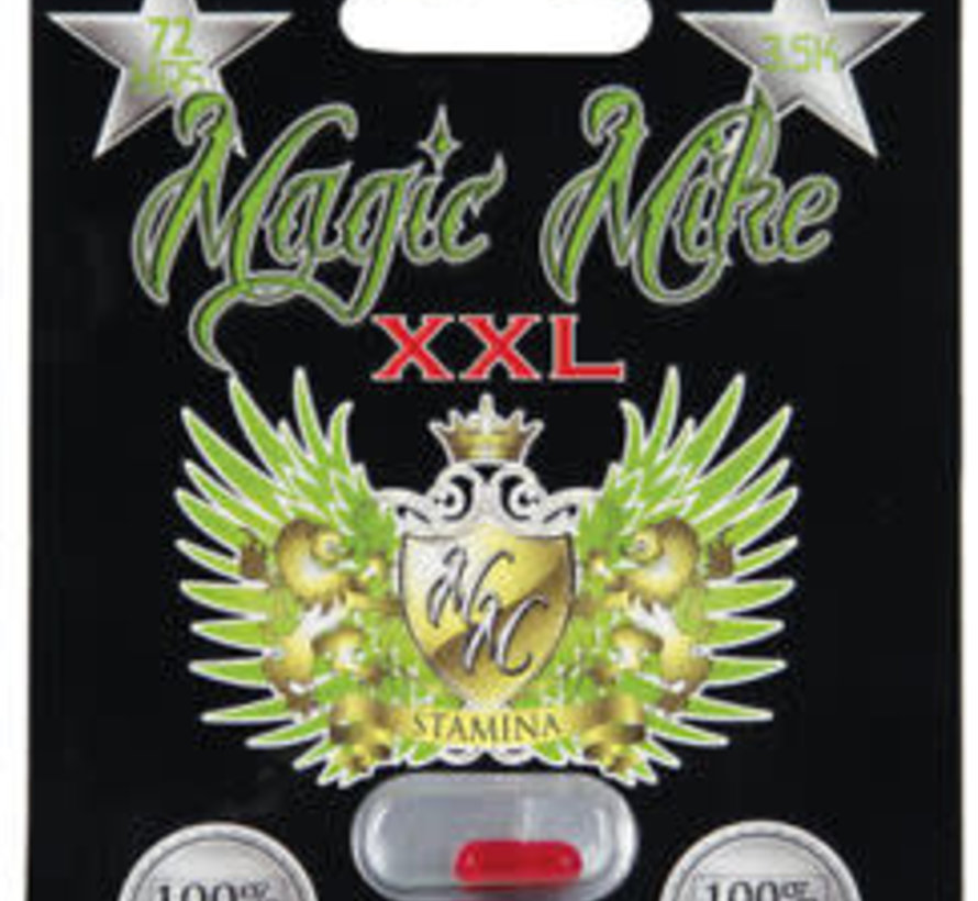 Magic Mike XXL Sexual Stimulator