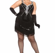 Leg Avenue Leg Avenue Glamour Flapper Costume