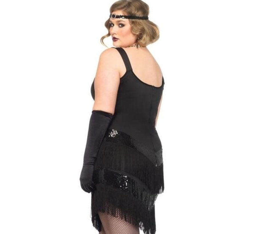 Leg Avenue Glamour Flapper Costume