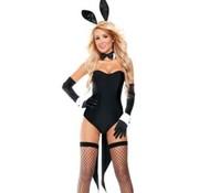 starline Starline Women's Naughty Nights Bunny Costume