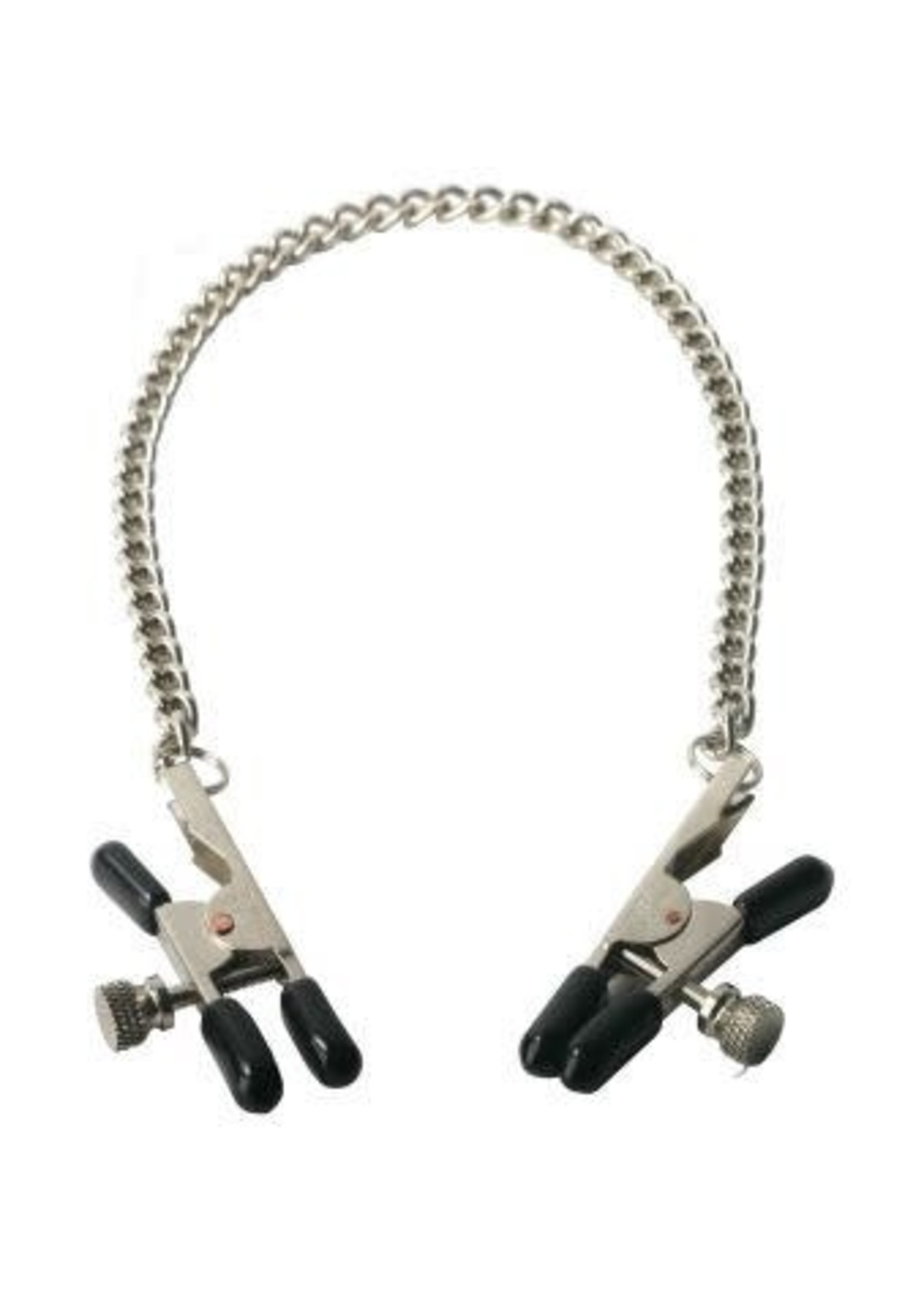XR Brands Ox Bull Nose Nipple Clamps