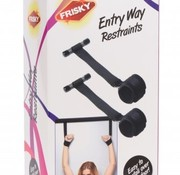 Frisky Frisky Over the Door Entryway Restraints