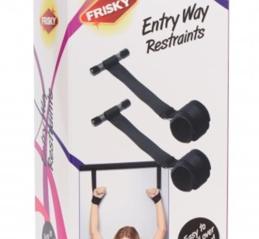 Frisky Over the Door Entryway Restraints