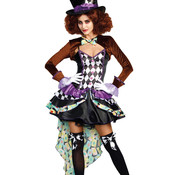 Dreamgirl Dreamgirl Raving Mad! Costume