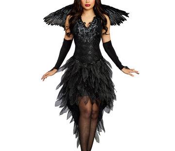 Dreamgirl Dreamgirl Angel of Darkness Costume
