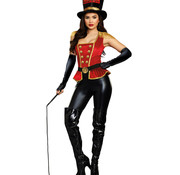 Dreamgirl Dreamgirl Lion Tamer Costume