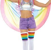 Leg Avenue Rainbow Wings