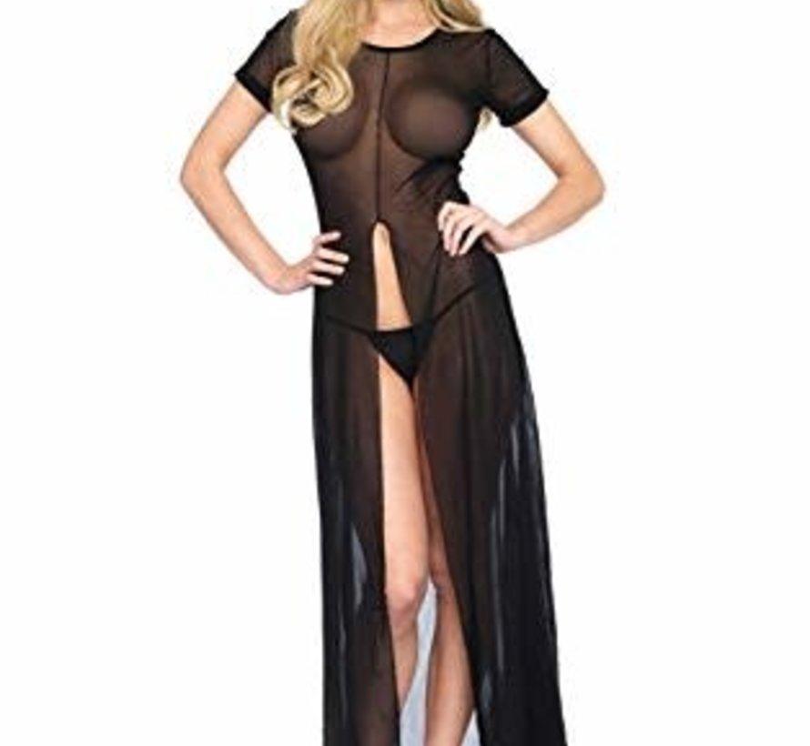High Slit Dress