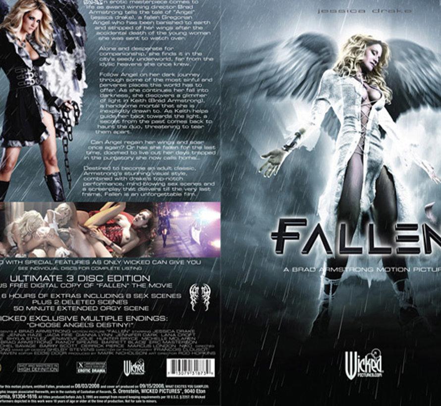 Fallen 3 Disc Set