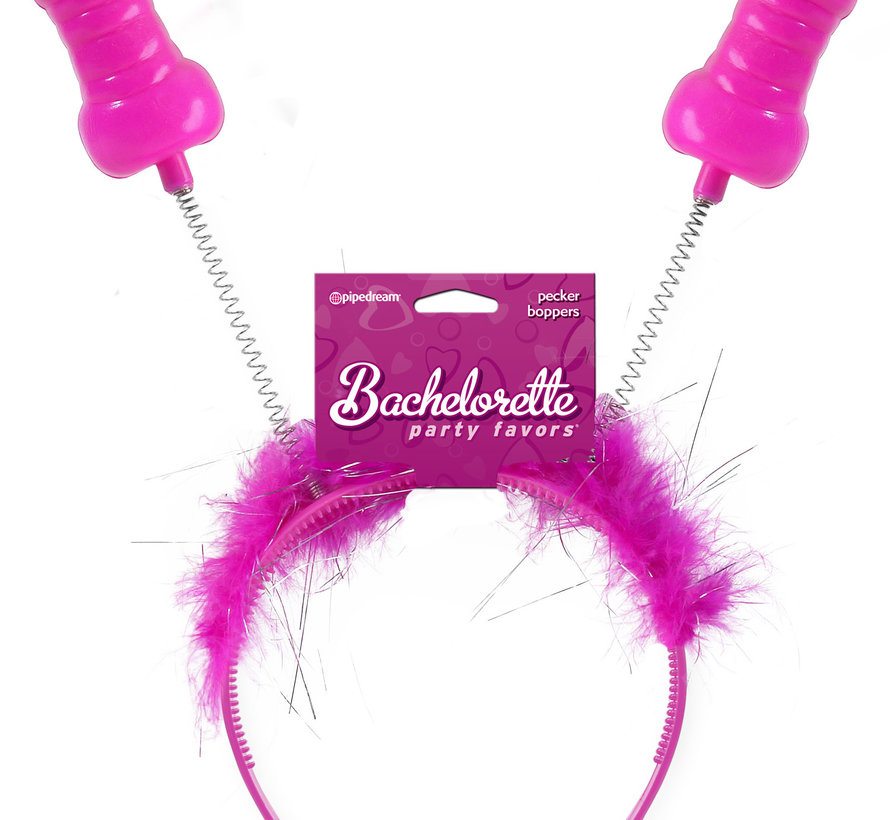 Bachelorette Party Favors Pecker Boppers