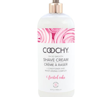 Coochy Coochy Shave Cream-Frosted Cake 32oz