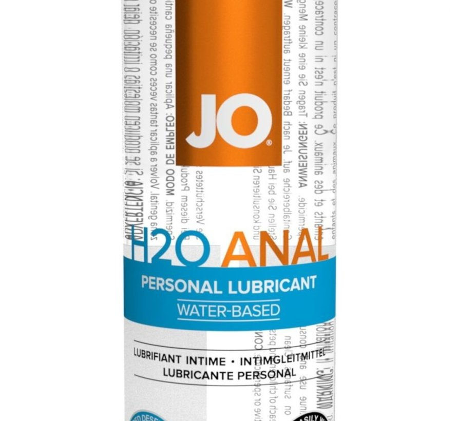 JO H2O Anal Cooling 4oz
