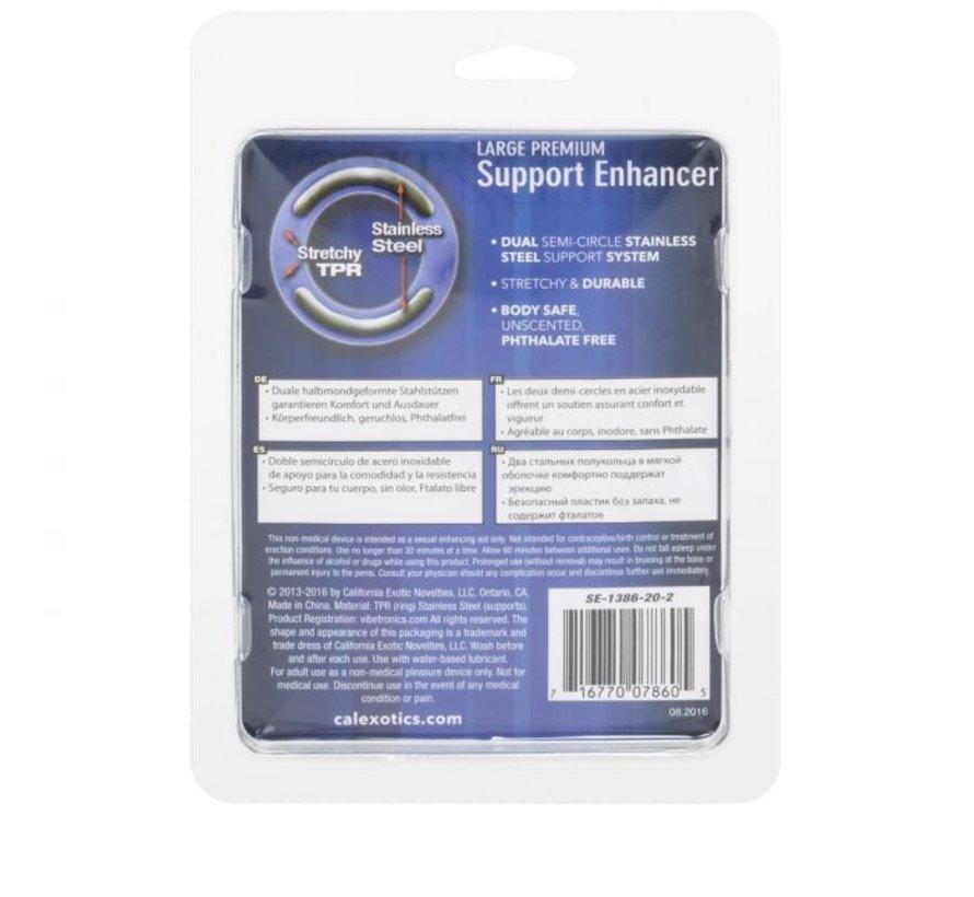 Apollo Large Premium Support Enhancer-Blue