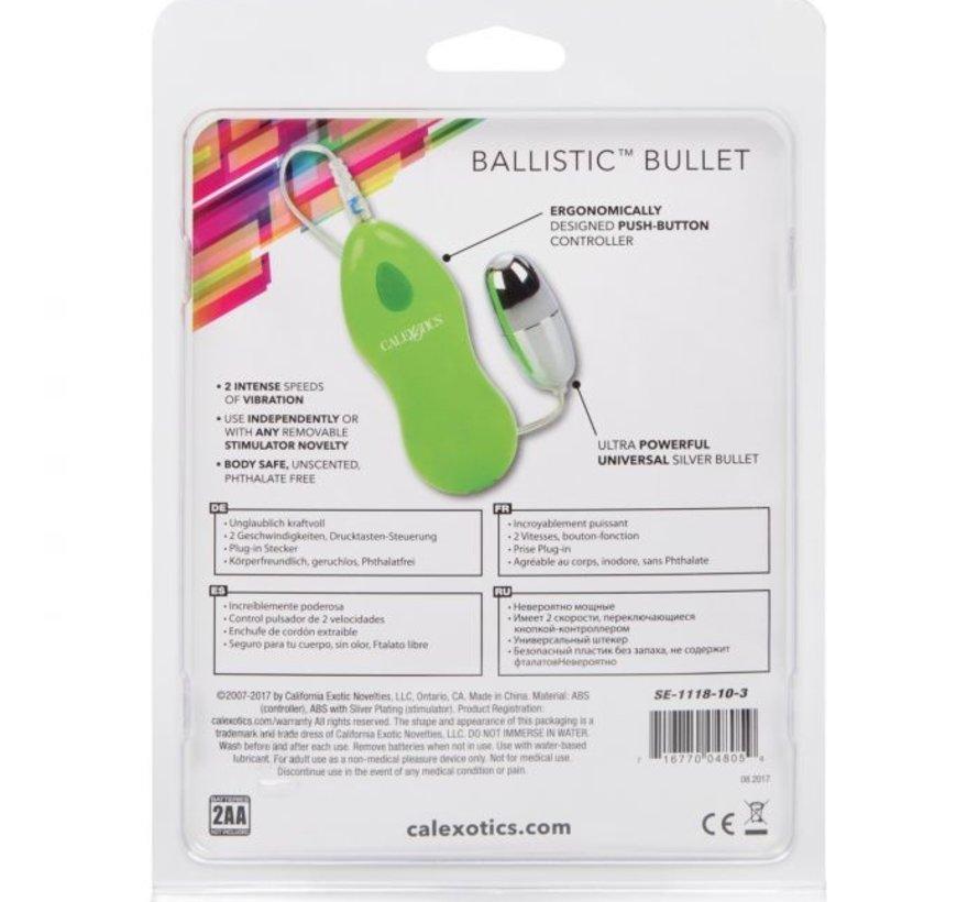 Ballistic Bullet - Universal