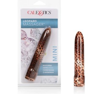 Cal Exotic Novelties Leopard Mini Massager