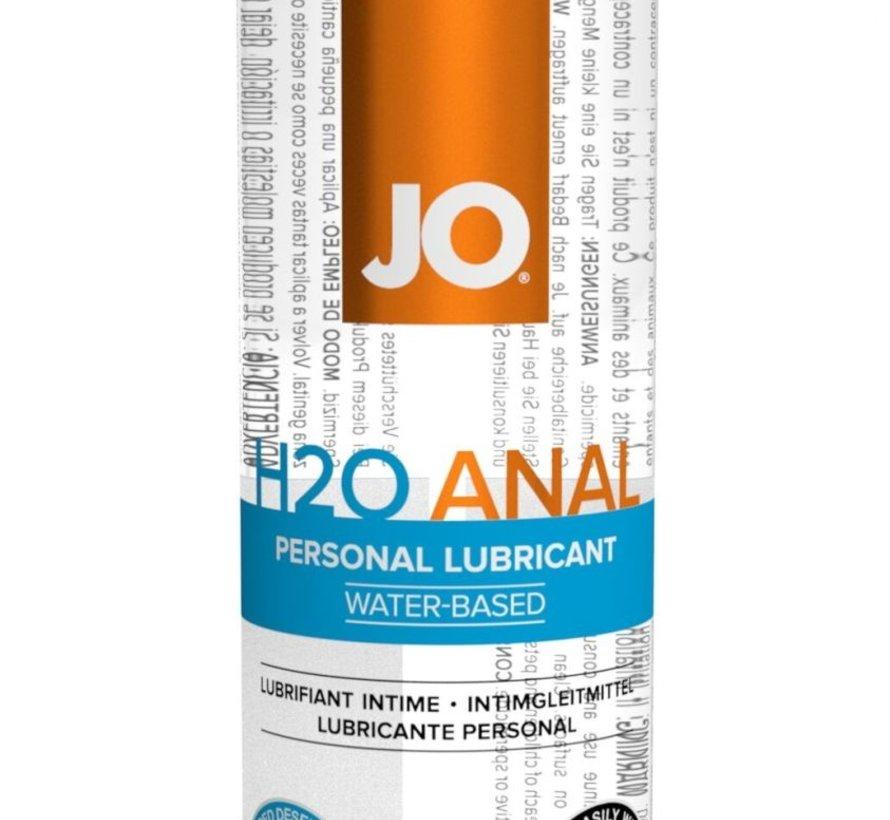 JO H2O Anal Warming 2oz