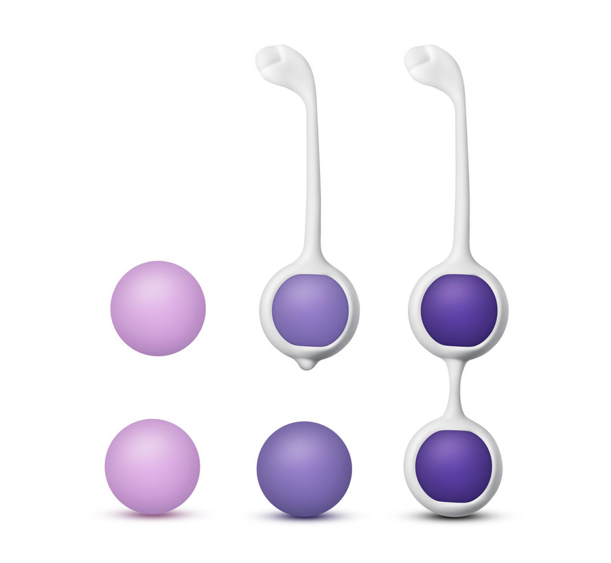 Wellness Kegel Training Kit Purple